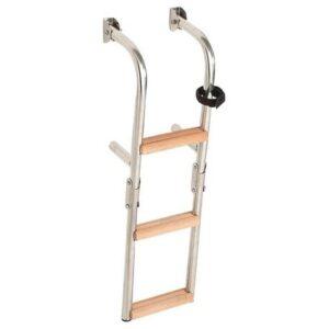 Σκάλα αναδιπλούμενη καθρέπτου (4 σκαλοπάτια)