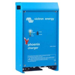 Φορτιστής Μπαταρίας Victron Energy Phoenix 12/50 (2+1)