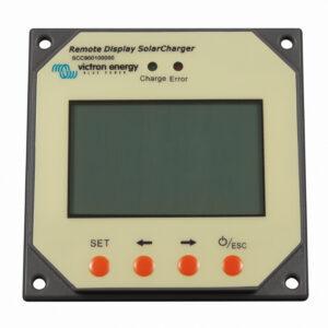 Πάνελ ελεγκτή ηλιακού φορτιστή Victron Energy 2 εξόδων 12/24V 20Α