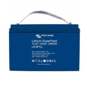 Μπαταρία λιθίου Victron Energy SuperPack 12,8V/100Ah