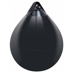 Μπαλόνι Στρογγυλό Βαρέως Τύπου Polyform A1 – Μαύρο