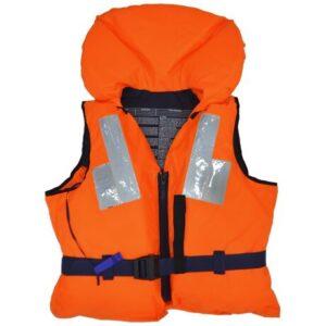 """Σωσίβιο Ενηλίκων """"Νάξος"""", 150N, 40-50kg, EN ISO 12402-3"""