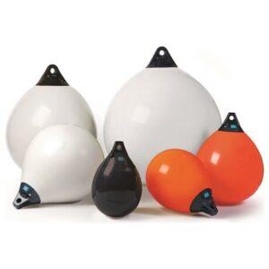 Μπαλόνι PVC Extra Ενισχυμένου Τύπου – Μαύρο