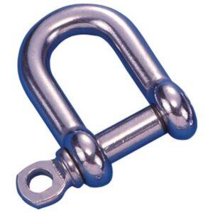"""Κλειδί Kλασσικό Inox Tύπου """"D"""" 4mm"""