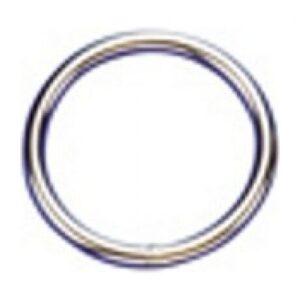 Κρίκος Ιnox Στρογγυλός Φ130mm