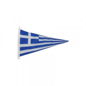 Σημαία Ελληνική Τρίγωνη 20x34cm