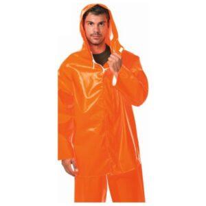 Αδιάβροχο Σακάκι Με Κουκούλα Dispan 18SP - XXLarge